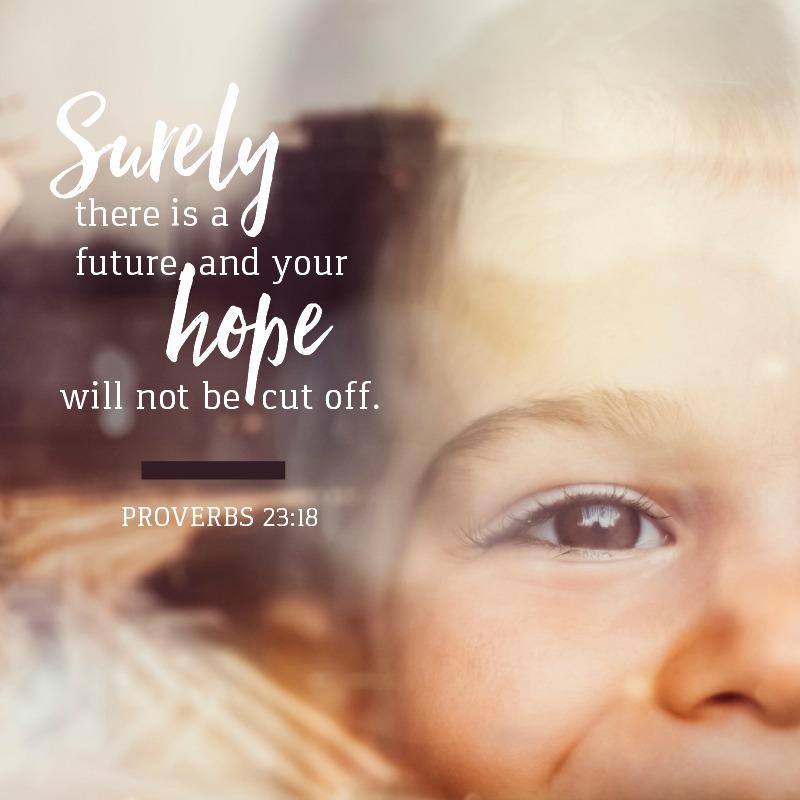 Proverbs 23:18-