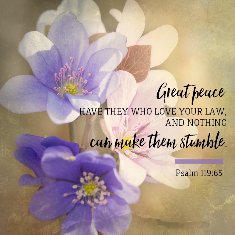 Psalm 119:65
