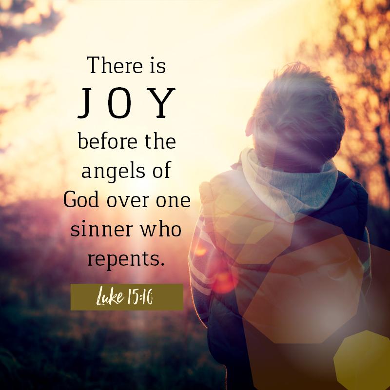 Luke 15:10-