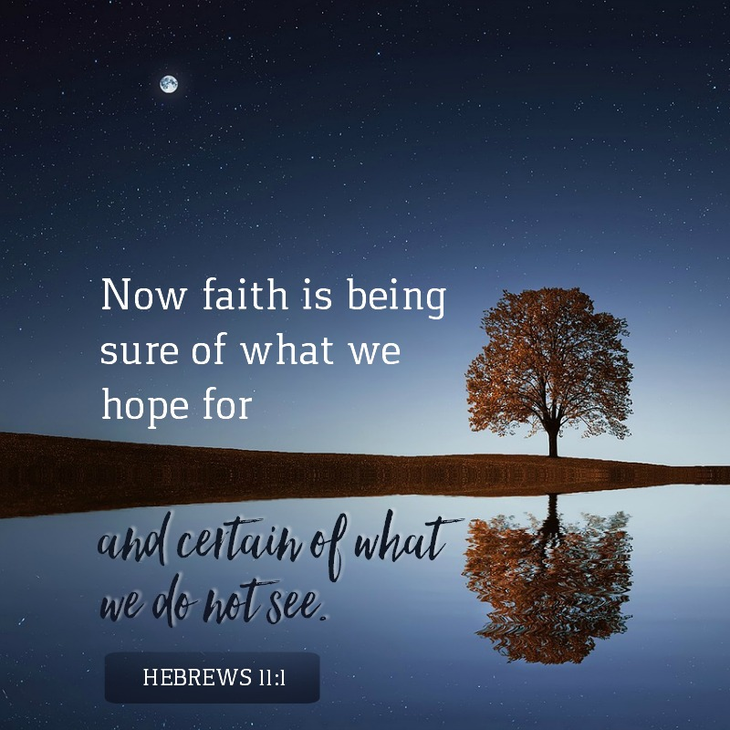 Hebrews 11:1-