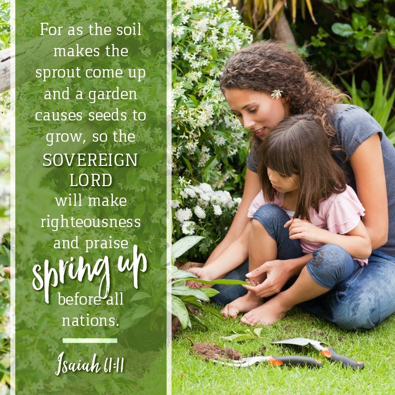 Isaiah 61:11-