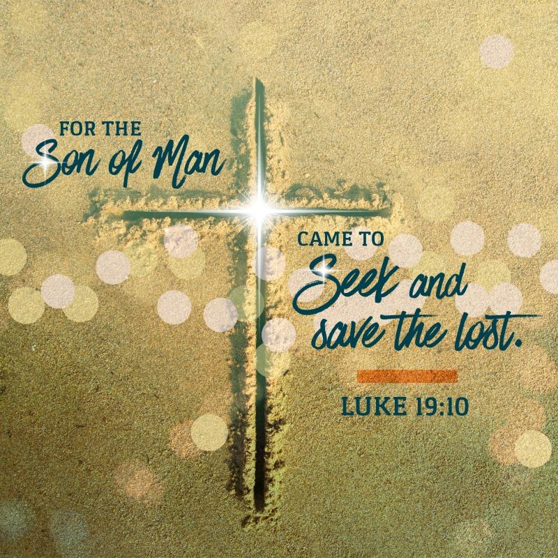 Luke 19:10