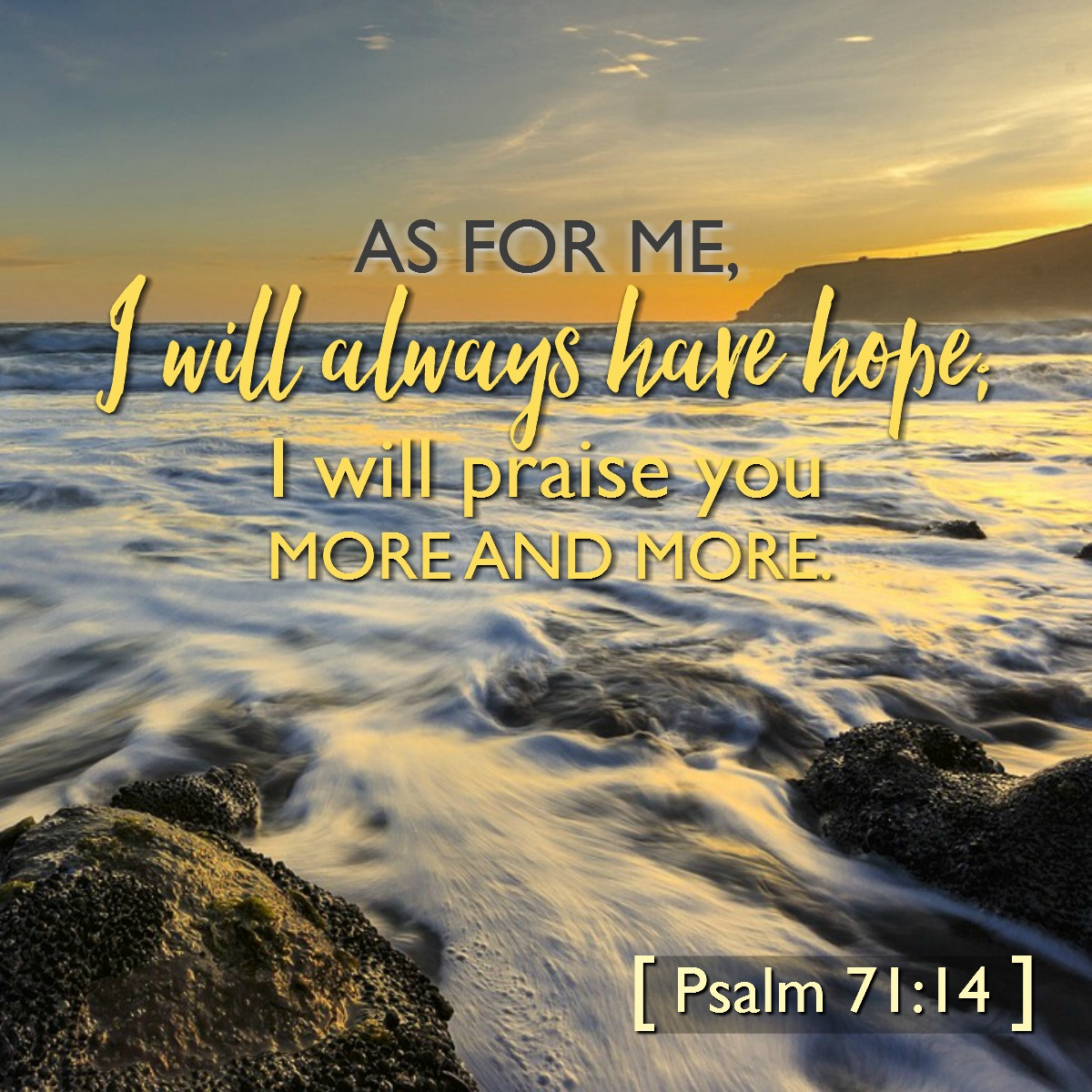 May 1: Psalm 71:14