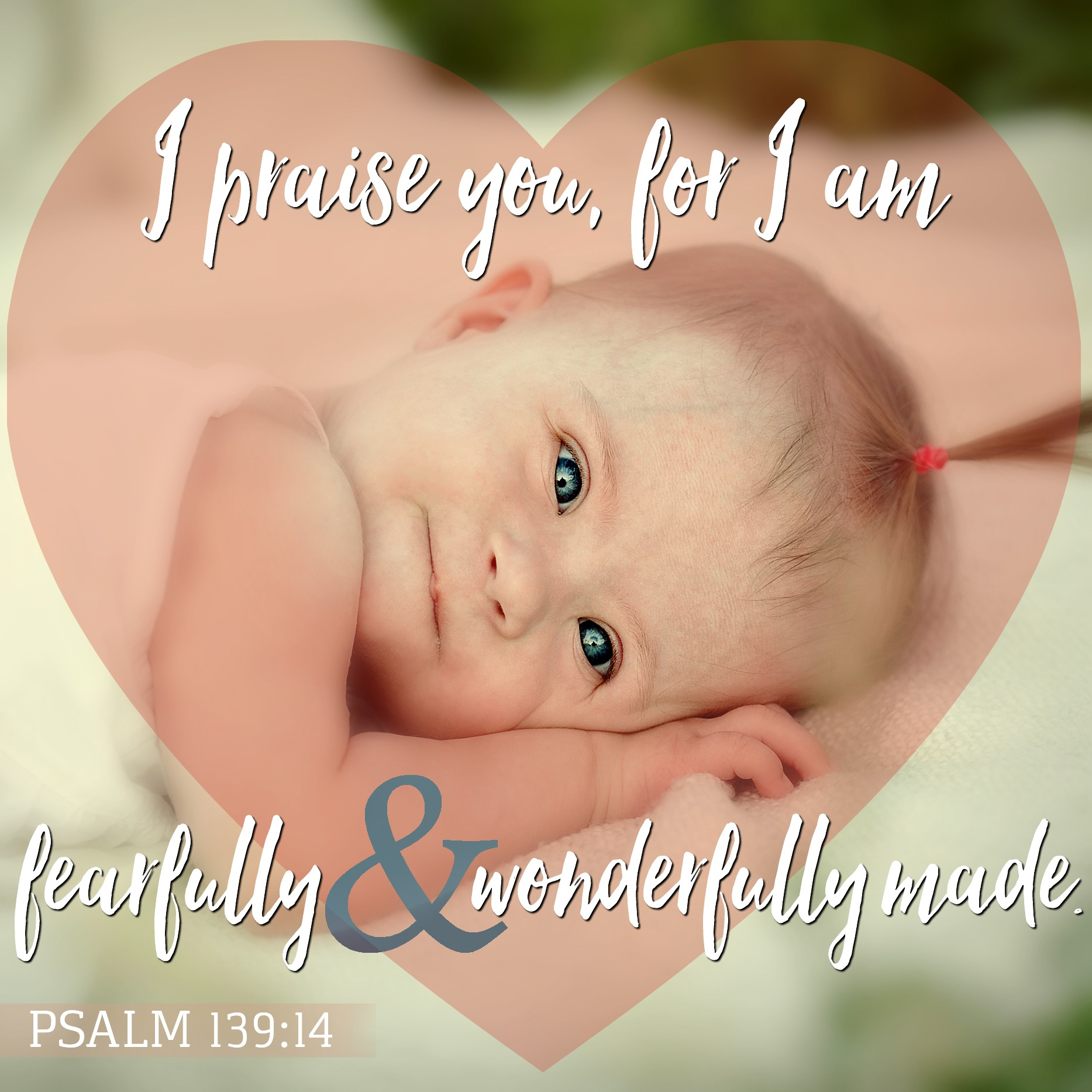 Psalm 139 14 KCIS 630