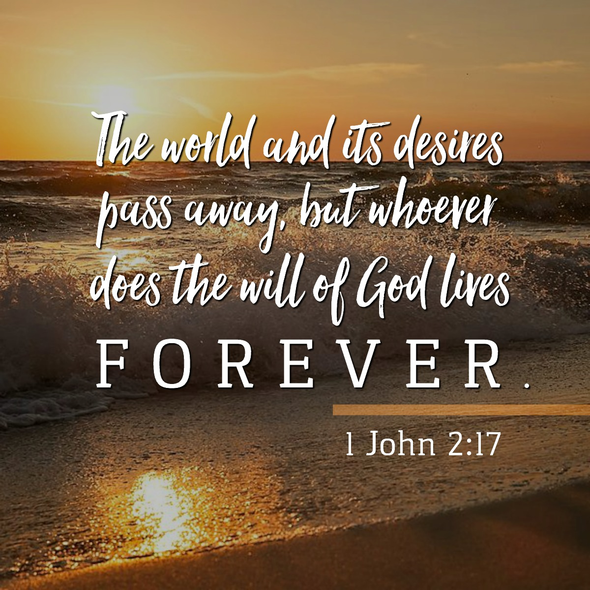 1 John 2:17 | KCIS 630