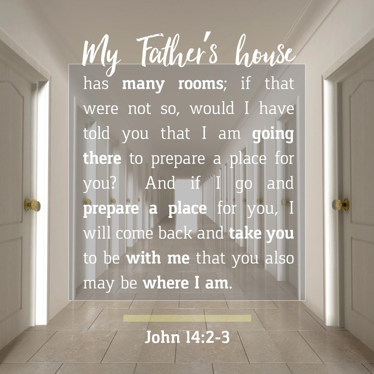 John 14:2-3
