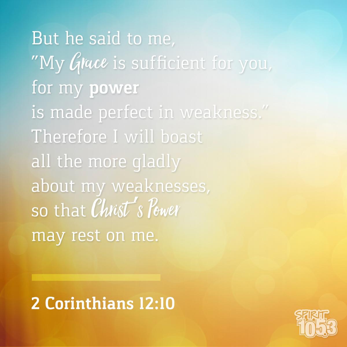 2 Corinthians 12:0