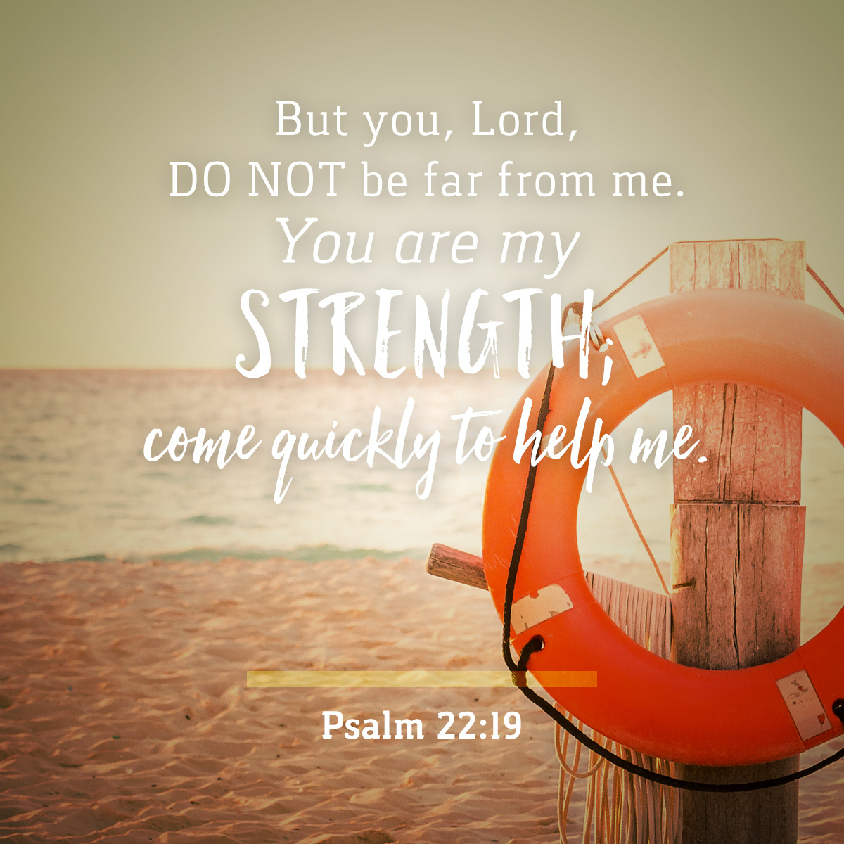 Psalm 22:19