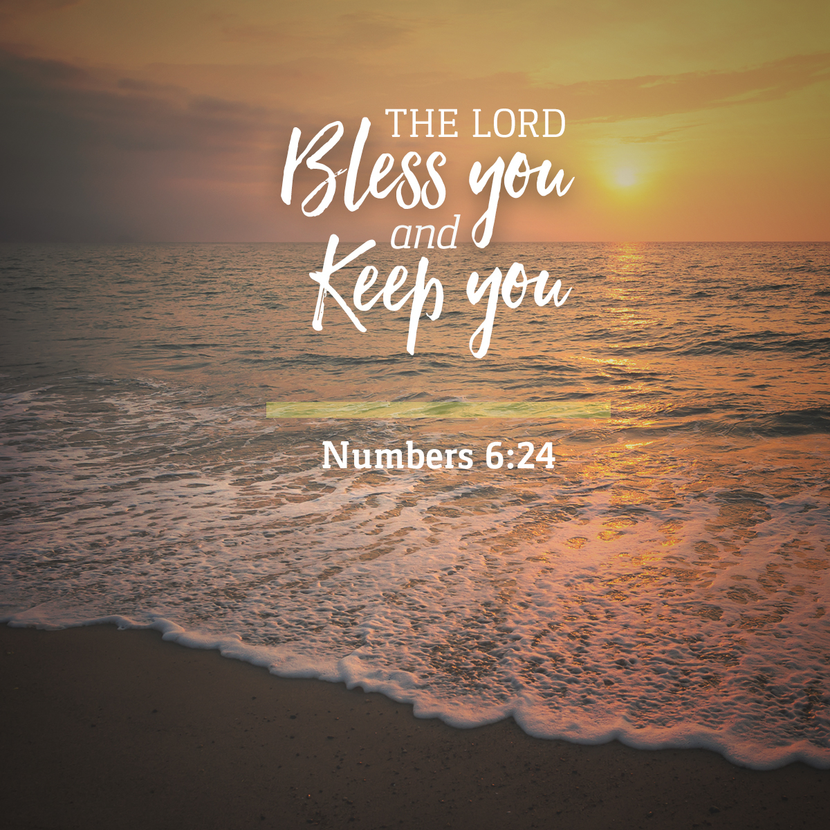 Numbers 6:24