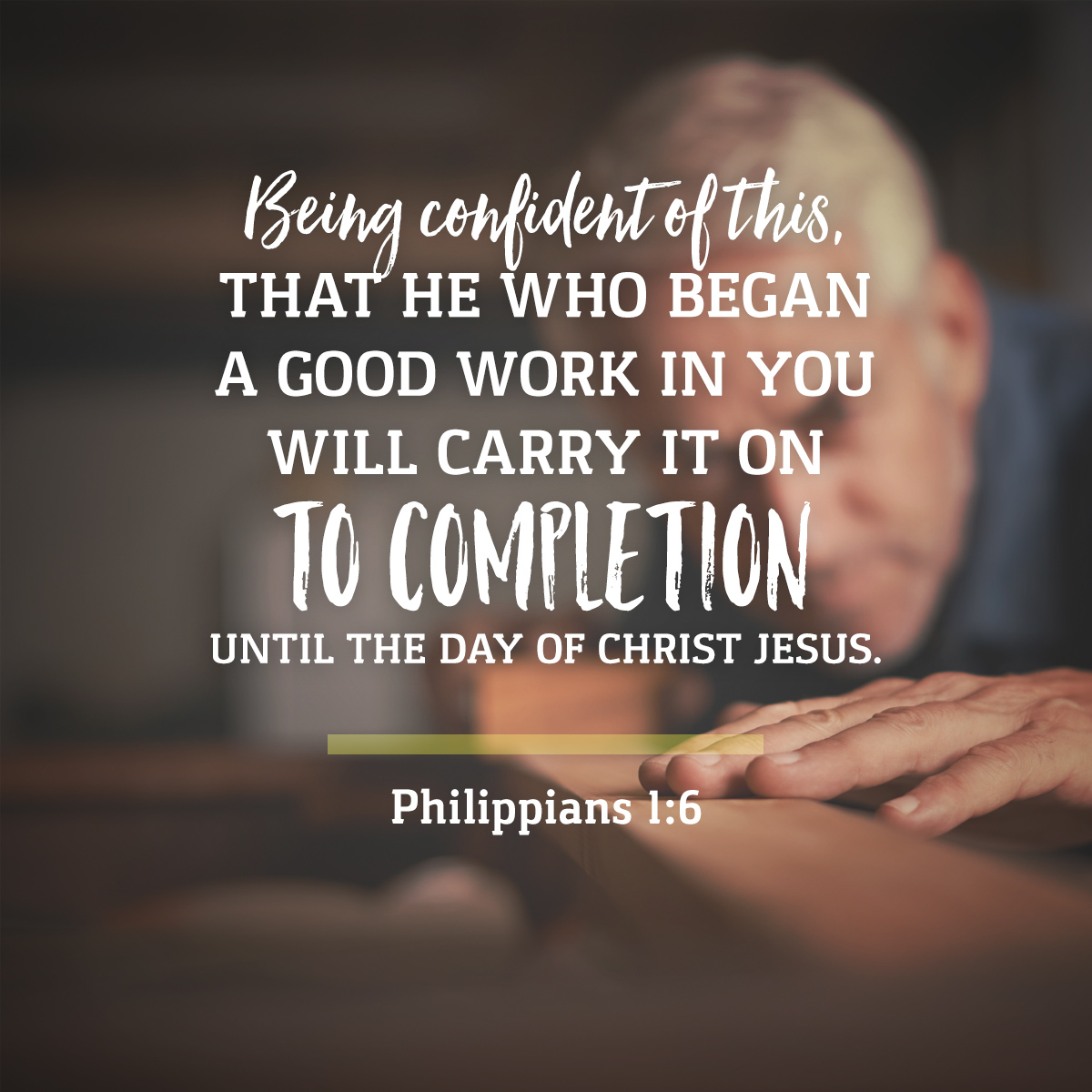 philippians 1 6 daily verse kcis 630