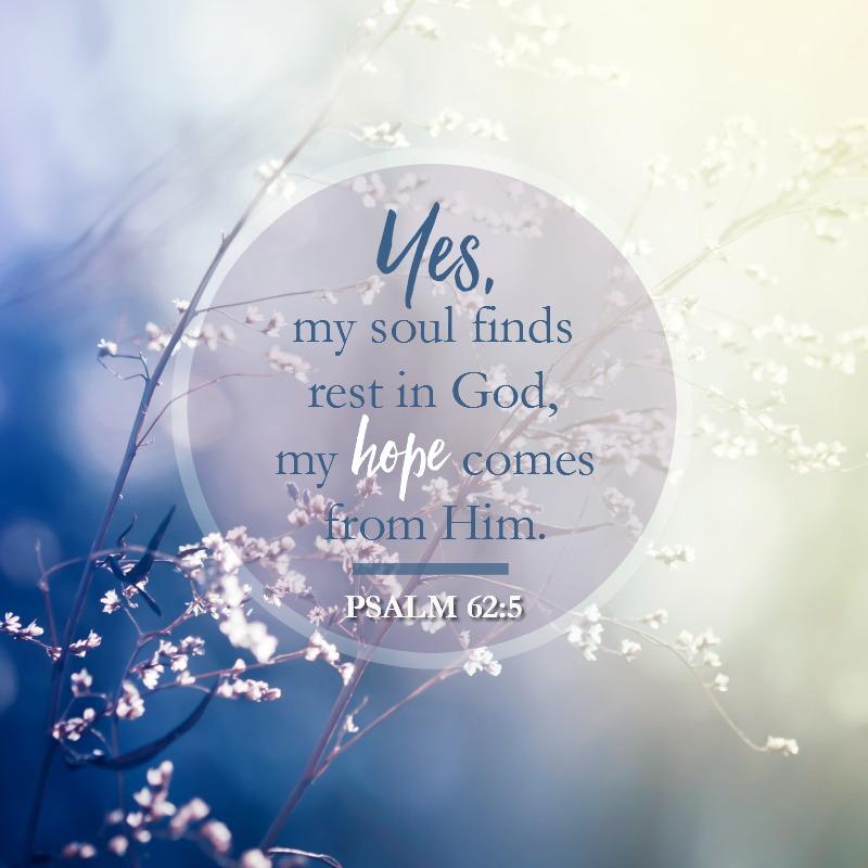 Psalm 62:5-