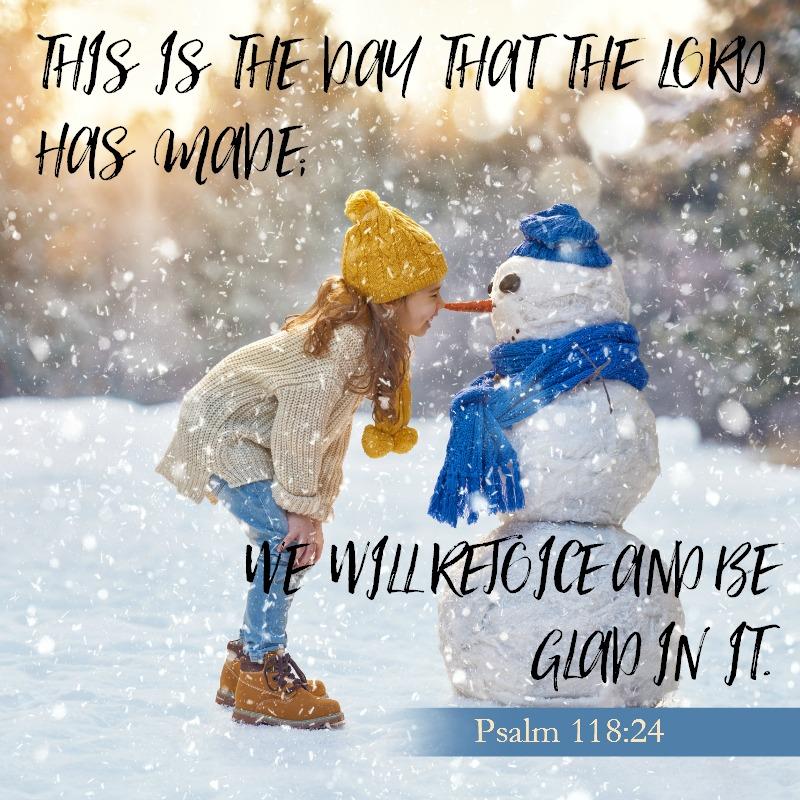 Psalm 118:24-