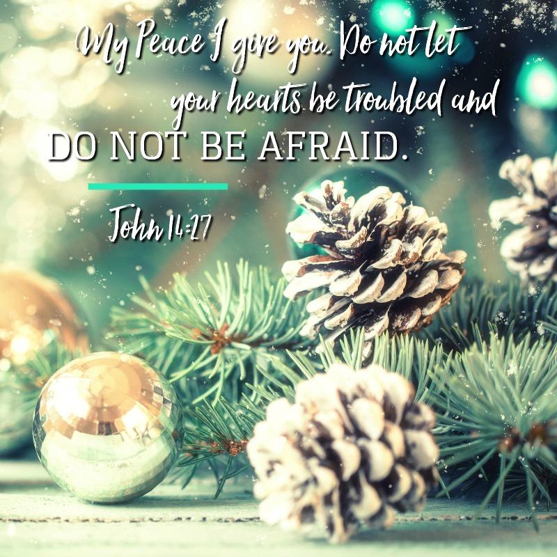 John 14:27-