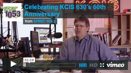 VIDEO: Celebrating KCIS 630's 60th Anniversary