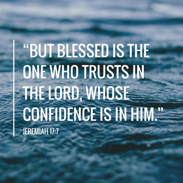 Jeremiah - 17:7
