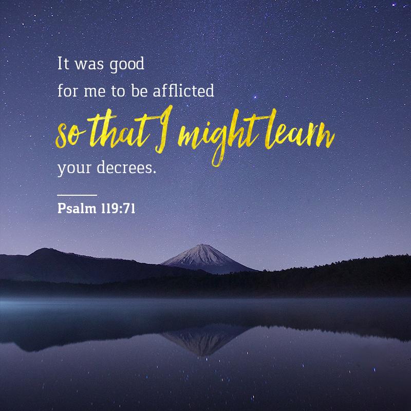 Psalm 119:71