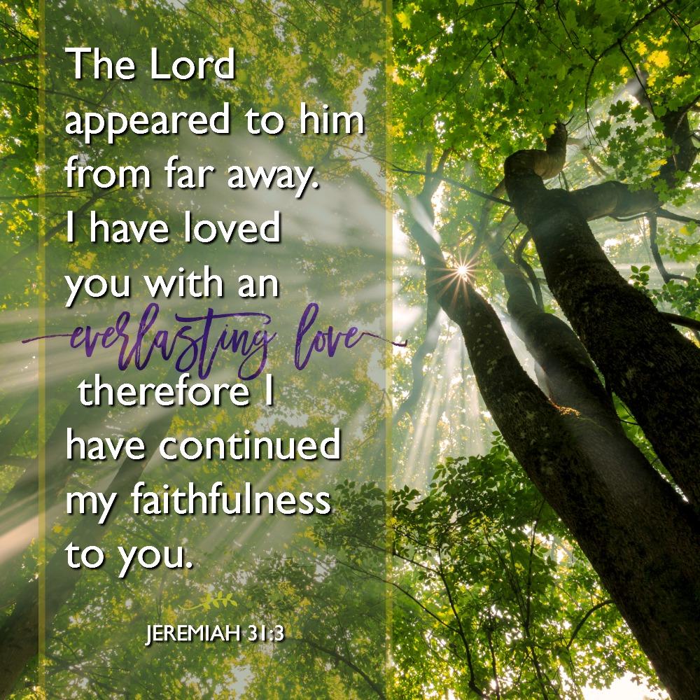 Jeremia 31,3