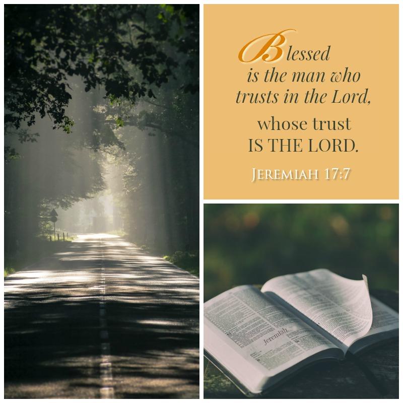 Daily Verse: Jeremiah 17:7