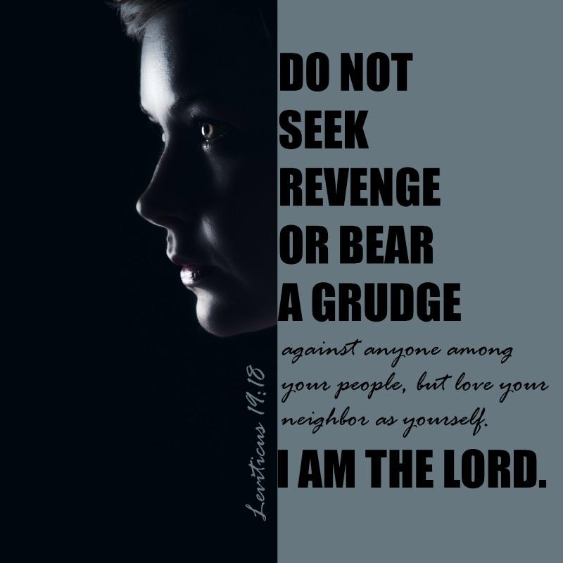Daily Verse: Leviticus 19:18