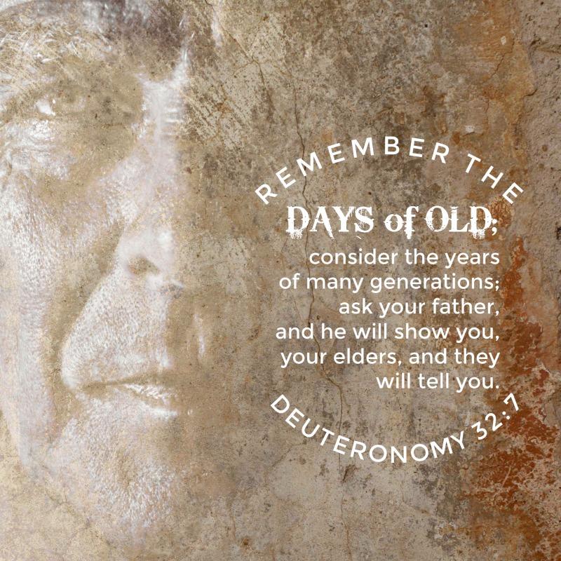 Daily Verse Deuteronomy 327 Spirit 1059