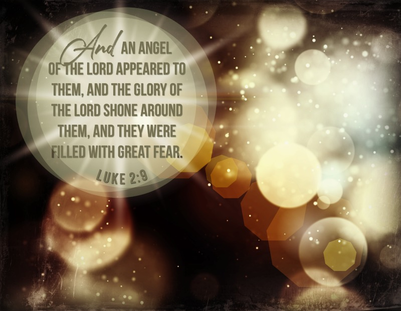 Daily Verse: Luke 2:9