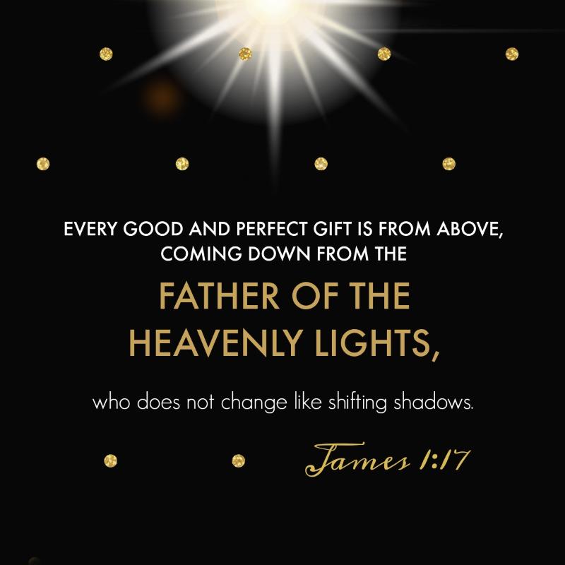 Daily Verse: James 1:17