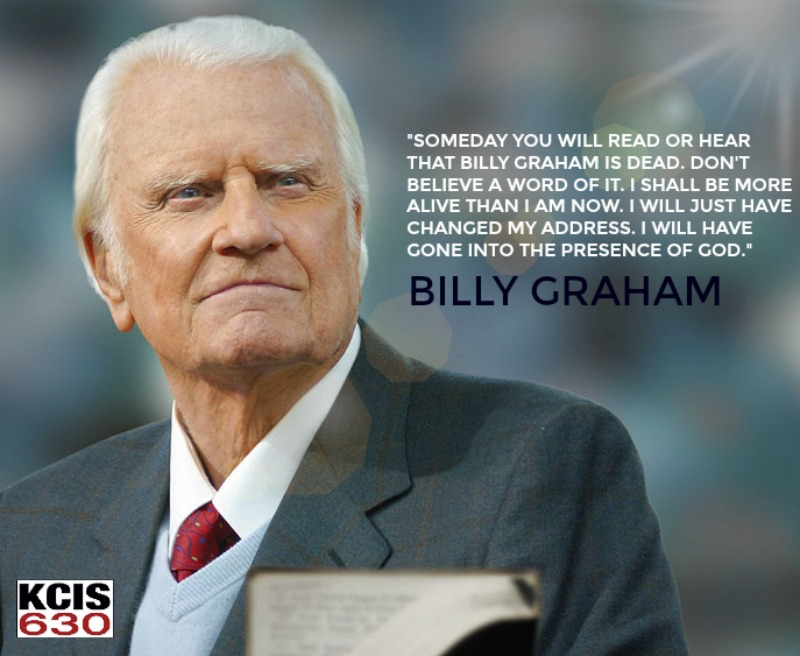 Newsmakers Billy Graham Special