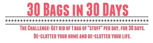 30 Bags in 30 Days