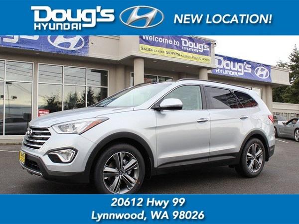 Win a Weekend Getaway in a new Hyundai Santa Fe