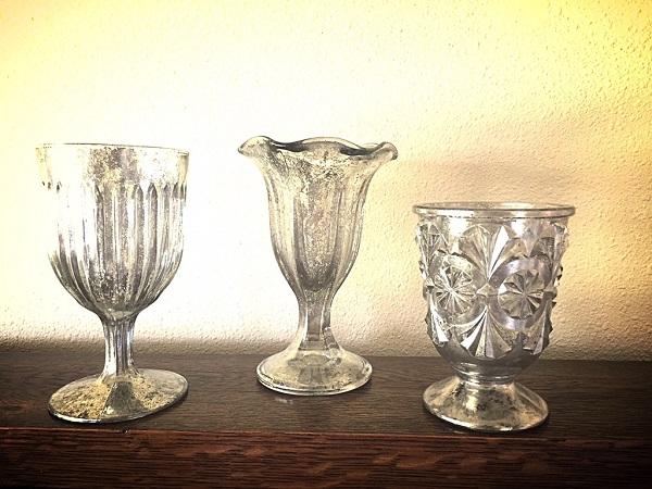 DIY Budget Mercury Glass