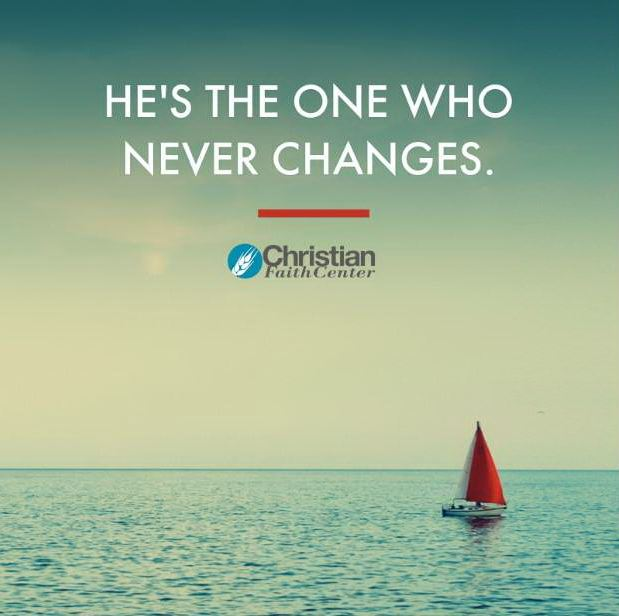 The One Who Never Changes