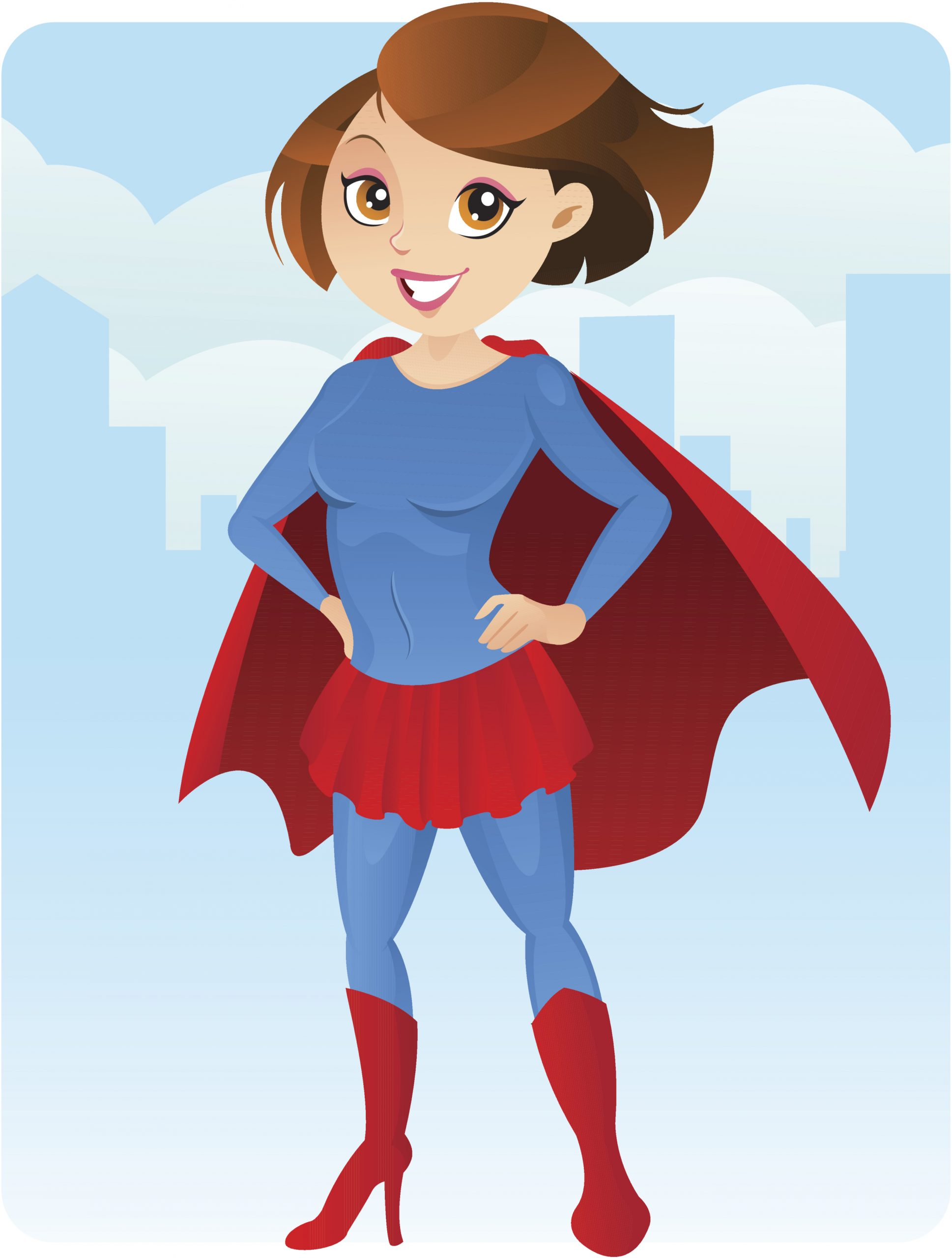 Tomorrow Girl - My Personal Superhero