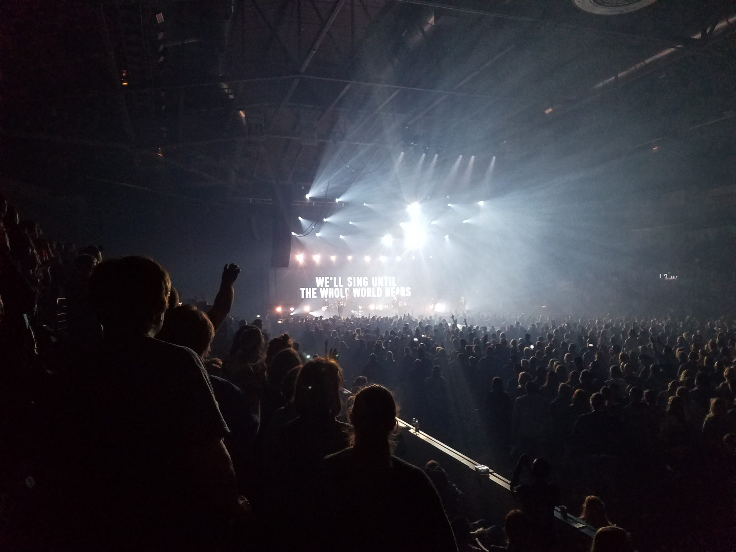 A Few Moments With Casting Crowns