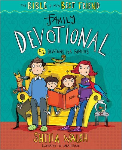 Struggling with Family Devotions?