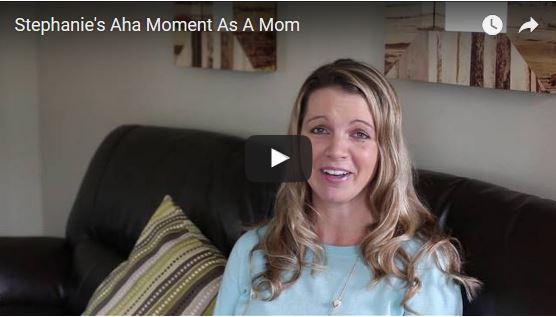 'Aha' Moments as a Mom