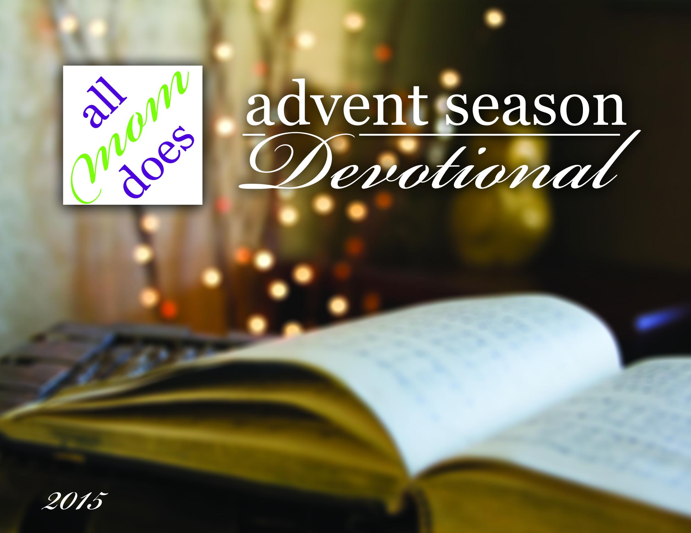 2015 Advent Season Devotional