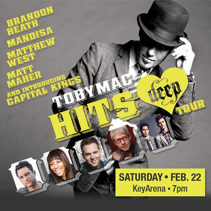 Win Tickets to TobyMac!