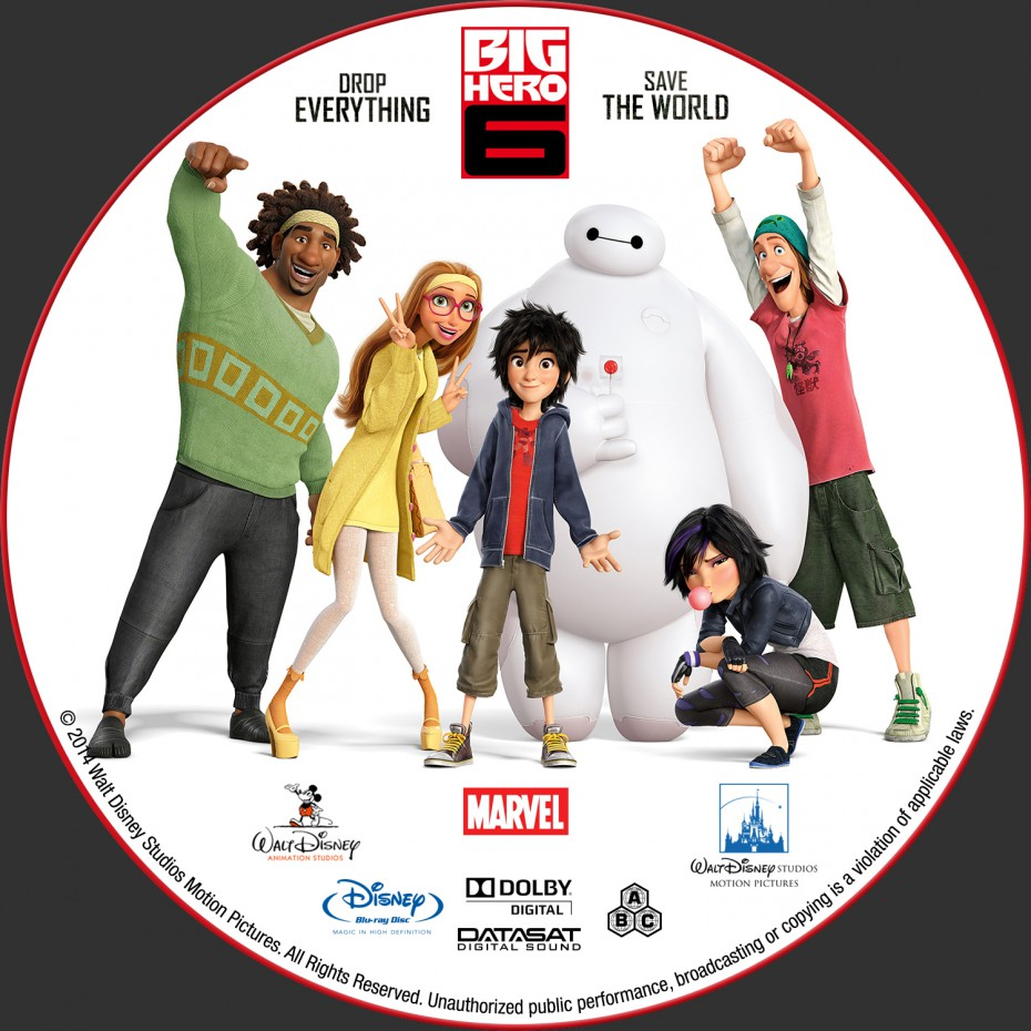 Big Hero 6: Movie Review