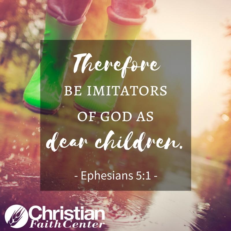 Be YOU…Like Jesus