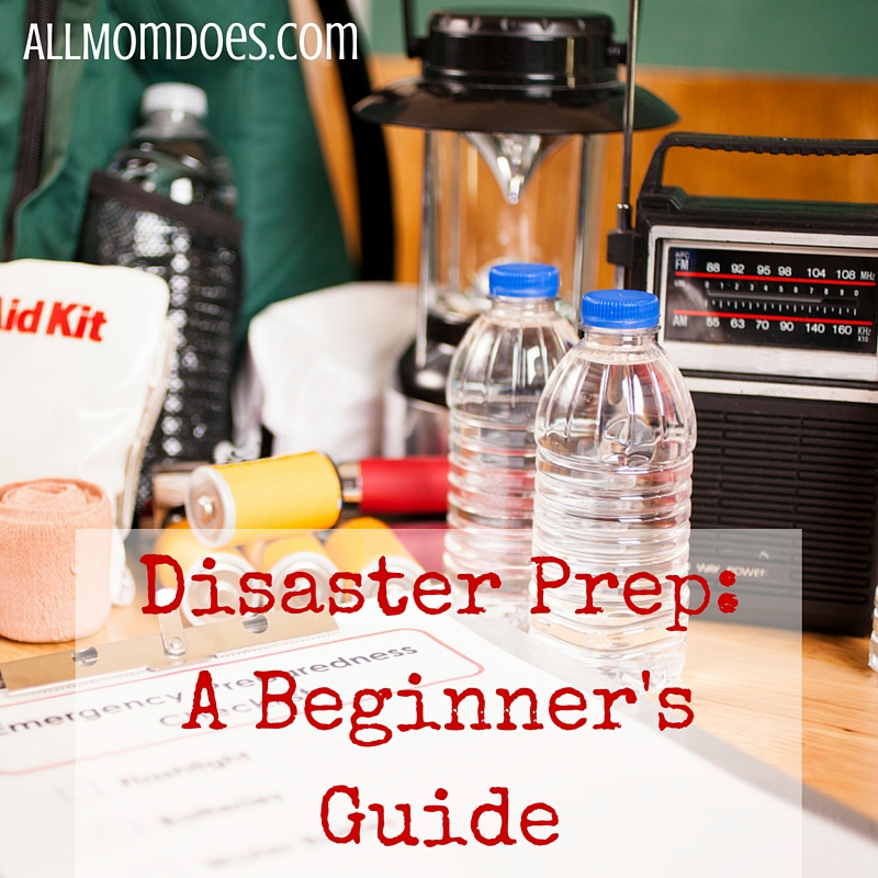 Disaster Preparedness:  Are You Prepared?