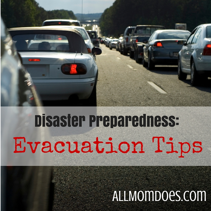 Disaster Preparedness:  When You Have to Leave