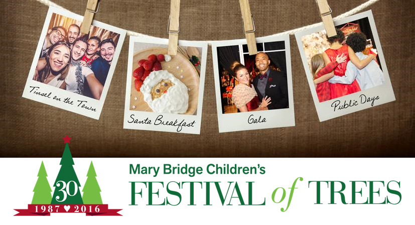Holiday Event: Festival of Trees