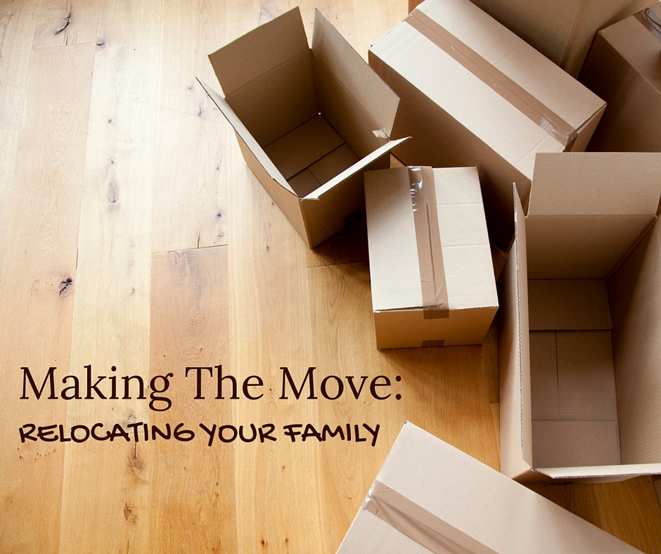 Making the Move