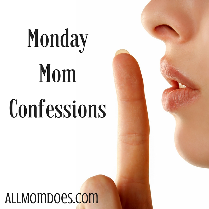 Monday Mom Confessions:  I Lie to My Kids