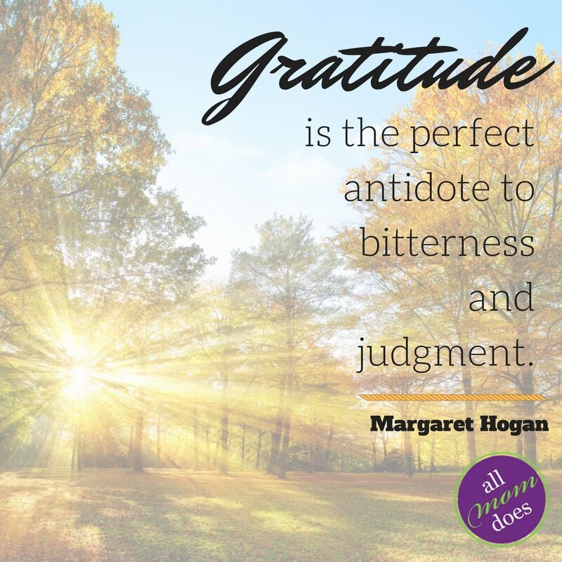 What Does It Mean To Choose Gratitude?