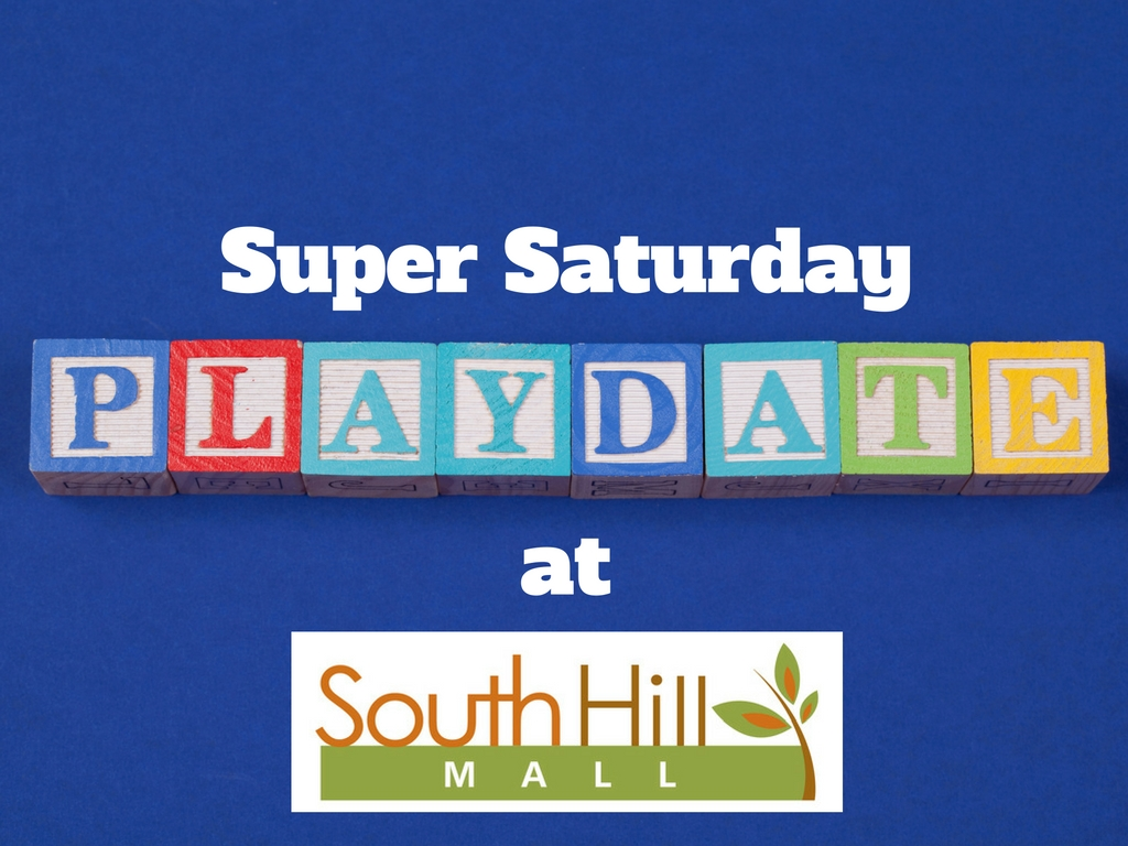 Super Saturday Playdate
