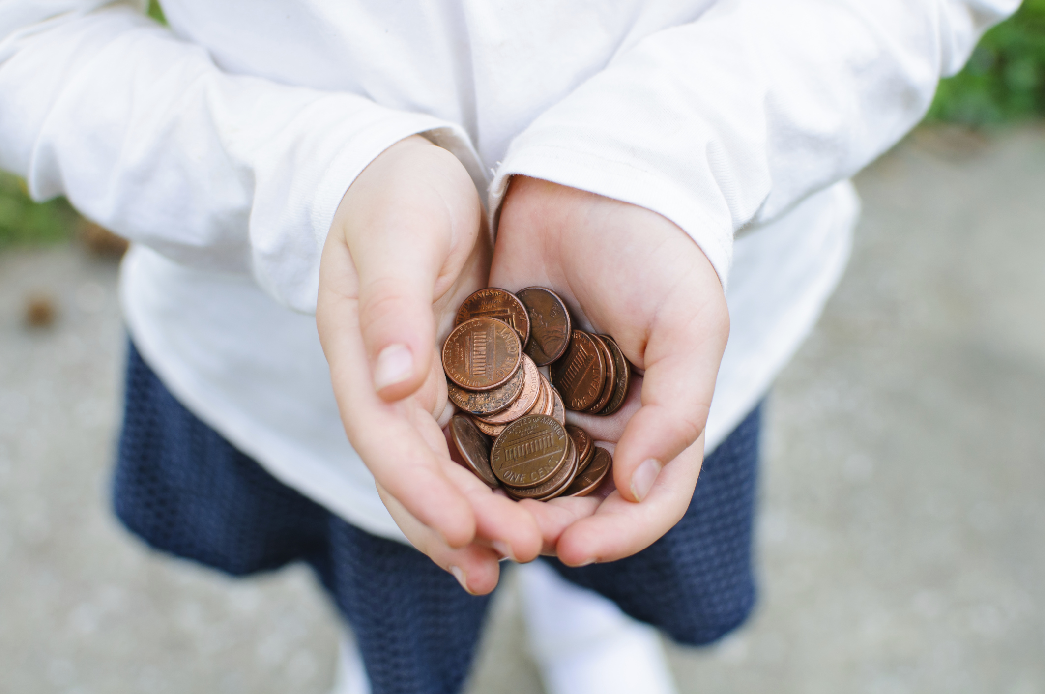 How I'm Teaching My Kids to Save Money