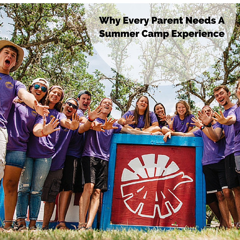Why Every Parent Needs A Summer Camp Experience
