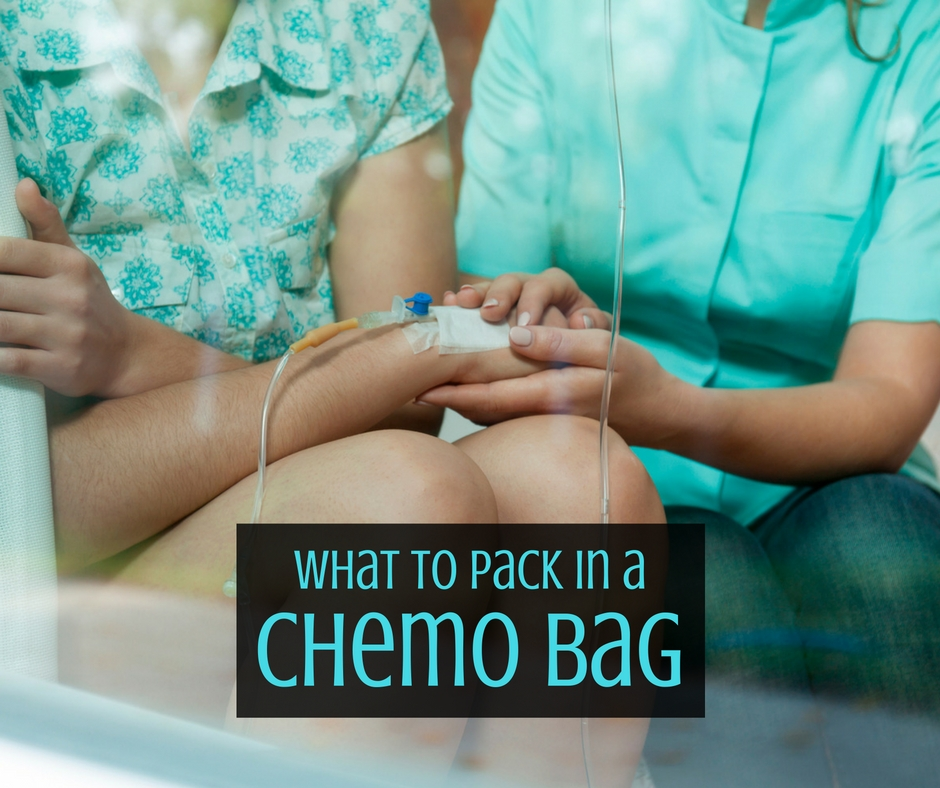 What to Pack in a Chemo Bag