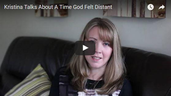A Time When God Felt Distant